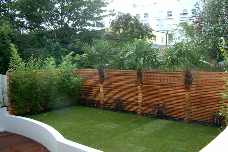 garden and roof garden design London Urban Tropics